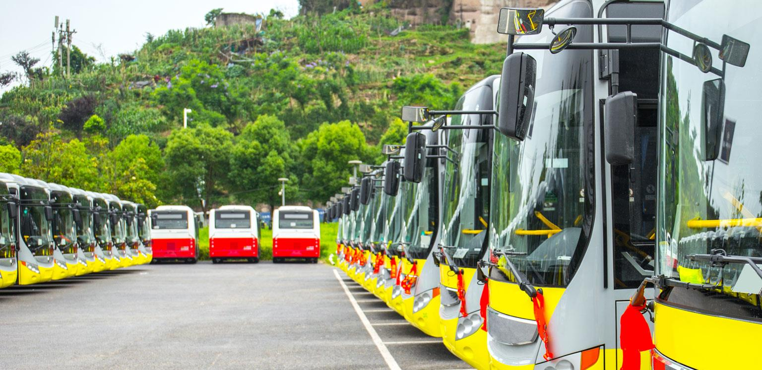 Fast transit: Why urban e-buses lead electric-vehicle growth